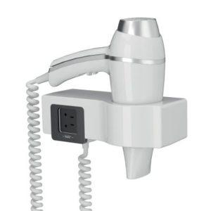 bathrom hairdryer