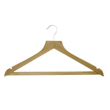 H111 Hotel Coat Hanger Non Slip Box 100 Eves Hotel
